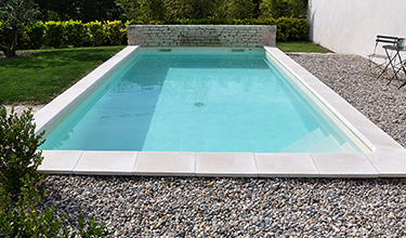 Piscine enterr e liner for Prix liner piscine enterree