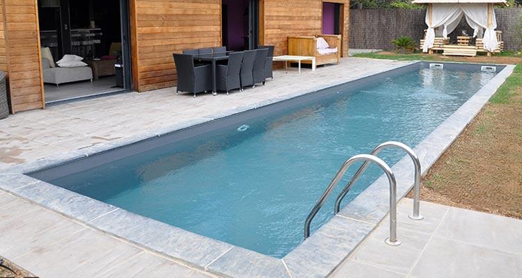 liner haute temp rature resist 75 sur mesure pour piscines. Black Bedroom Furniture Sets. Home Design Ideas