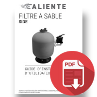 Notice filtre caliente side 600