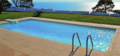 Kit piscine acier 7 x 3 5m hauteur 1 50m for Piscine 7x3