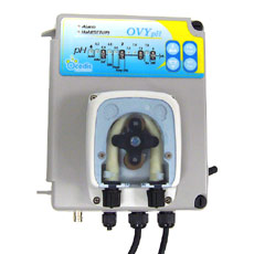 Régulation automatique OVY pH