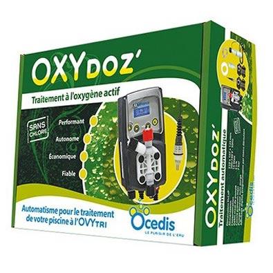 Pompe doseuse pour la r gulation du ph du chlore de l 39 oxyg ne actif - Traitement piscine oxygene actif ...