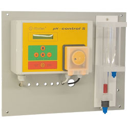 Régulation automatique DINOTEC pH-Control