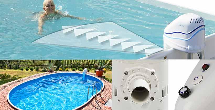 Nage contre courant aquajet jet strem prix discount for Piscine nage contre courant prix