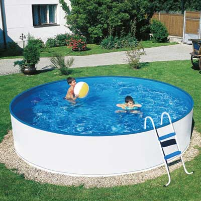 piscine acier azuro