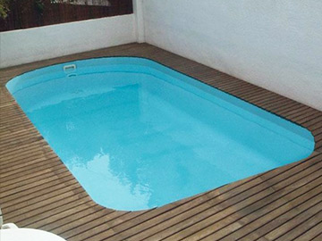 Piscine olbia coque polyester for Piscine 5x3