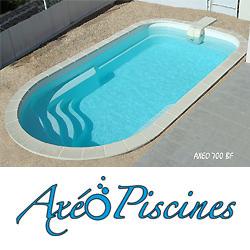 piscine coque polyester en vente prix discount. Black Bedroom Furniture Sets. Home Design Ideas