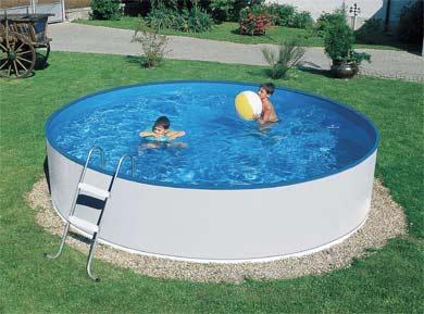 piscine hors sol profonde. Black Bedroom Furniture Sets. Home Design Ideas