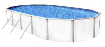 Liner pour piscine hors sol ronde ovale et octogonale pas cher for Remplacement liner piscine prix