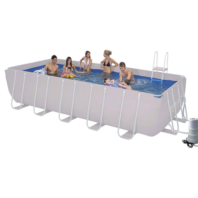 PISCINE GARDEN LEISURE TUBULAIRE