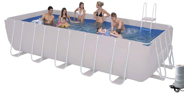 piscine hors sol garden leisure. Black Bedroom Furniture Sets. Home Design Ideas