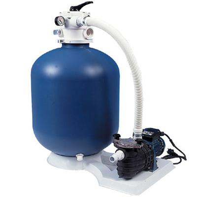 Groupe de filtration piscine pompe filtre for Sable filtration piscine