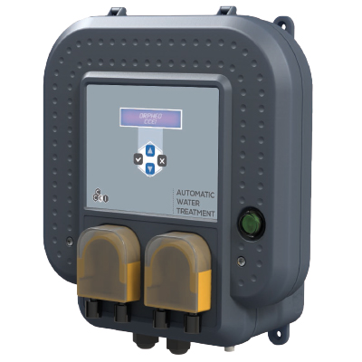 Régulation automatique pH/redOx ORPHEO