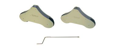 Kit d 39 enroulement manuel astral pour b ches barres for Fabriquer enrouleur bache piscine