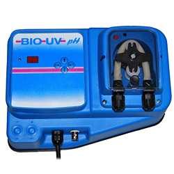 Régulation automatique pH BIO-UV