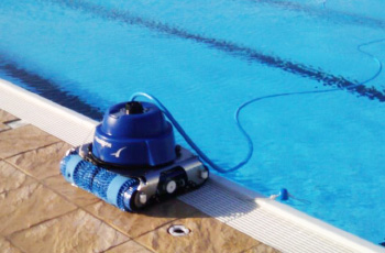 robot piscine publique