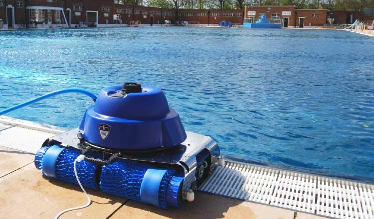 robot piscine utilisation