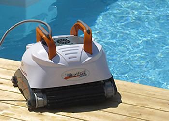 robot piscine bullzer