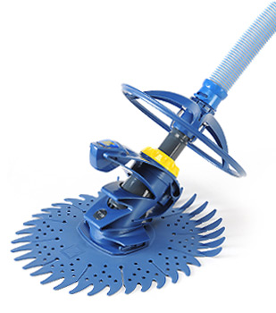 Robot de piscine hydraulique zodiac t3 for Piscine miroir hydraulique