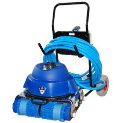 Robots de piscine lectriques aquabot maytronics zodiac for Robot de piscine