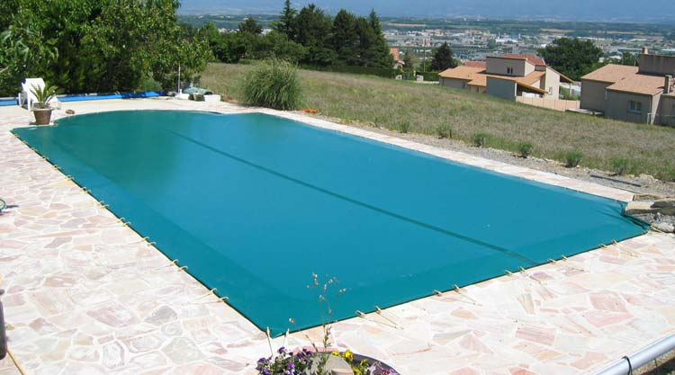 B che d 39 hiver opaque safety bache pour piscine - Bache d hivernage pour piscine ...