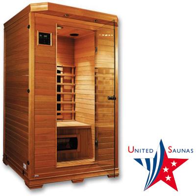 saunas infrarouge en vente prix discount. Black Bedroom Furniture Sets. Home Design Ideas