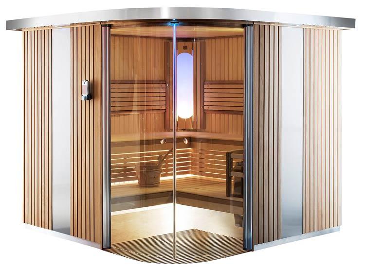 Saunas vapeur harvia rondium - Sauna finlandais prix ...