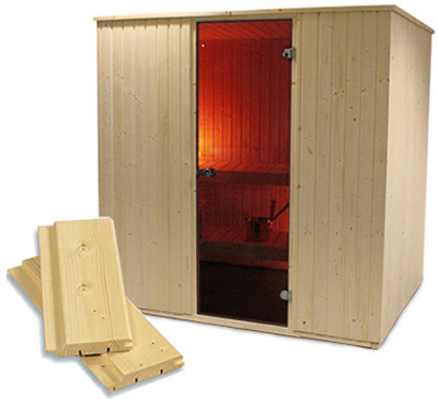Saunas traditionnels Harvia