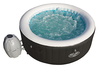 Spa gonflable Bestway Miami en eau