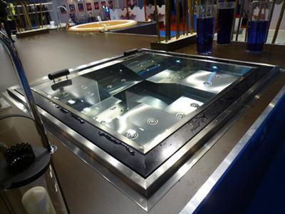 Spa en inox stainless steel - Piscine inox tarif ...