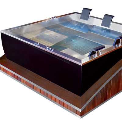 Spas en inox STAINLESS STEEL