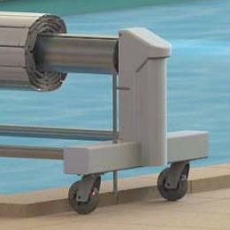 Volets piscine couvertures automatiques prix discount for Piscine mobile prix