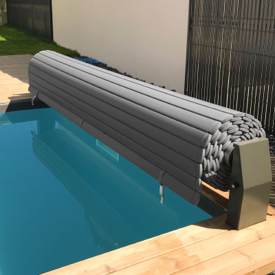 Volet automatique hors sol SAFETY ROLL