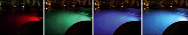 Kit lampe leds par 56 t l commande pour projecteur piscine for Changer ampoule piscine
