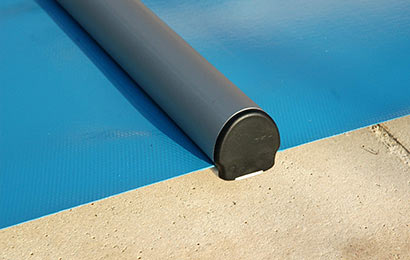 Walu Pool Evolution profil aluminium en surface