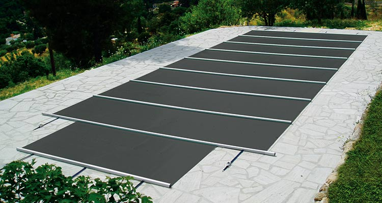 Walu Pool coloris gris anthracite