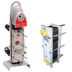 changeurs de chaleur pour chauffer l 39 eau de piscine changeurs thermiques. Black Bedroom Furniture Sets. Home Design Ideas