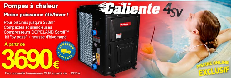CALIENTE BLACK EDITION 4SV Verticales ABS