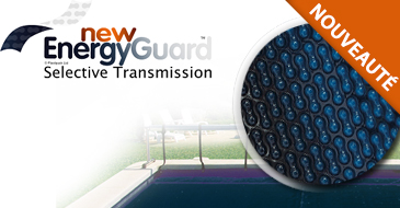 Bâche à bulles New Energy Guard GeoBubble 500 microns Eco